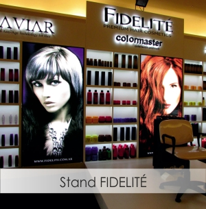 Stand Fidelite Hotel Provincial